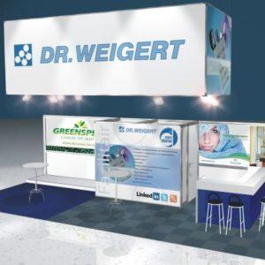 Demonstraties Dr. Weigert op Zorgtotaal