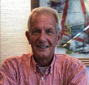 Erik Huizing op fmg congres